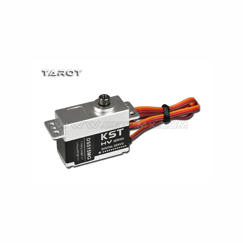 купить Tarot-RC KST HV Series 515MG Digital Swashplate / Tail Servo For 450-600 RC Helicopter недорого