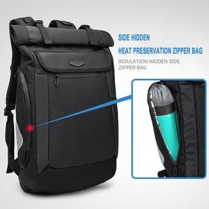 Image 4 - Large Capacity Men Backpacks Waterproof Multifunction 18 19 Inch Laptop Backpack For Teenager Schoolbag Travel Mochilas Bagpack
