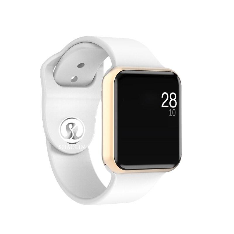 Bluetooth умные часы серии 4 SmartWatch чехол для Apple iOS iPhone Xiaomi Android смартфон не Apple Watch amazfit