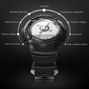 Image 5 - 2019 Newly S816 Sport Outdoor  Smart Watch Professional Waterproof IP68 Heart Rate Monitor Swimming Sports Smart Wrist watch
