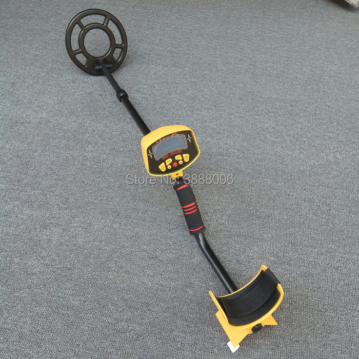 Hot MD-3010II Underground Metal Detector MD3010II Gold Detector Can Detect Gold and Silver Iron Copper Treasure Hunt