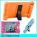 Чехол Для iPad Mini 4 Защитный Ударопрочный Резиновый Силиконовый Чехол для Apple iPad Mini 4 Retina Падение Доказательство Чехол Дети Дети