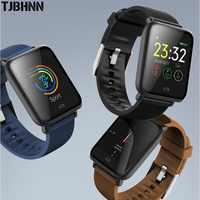 2019nova q9 relógio inteligente monitor de pressão arterial e freqüência cardíaca ip67 à prova dip67 água esporte fitness trakcer relógio masculino mulher xiaomi