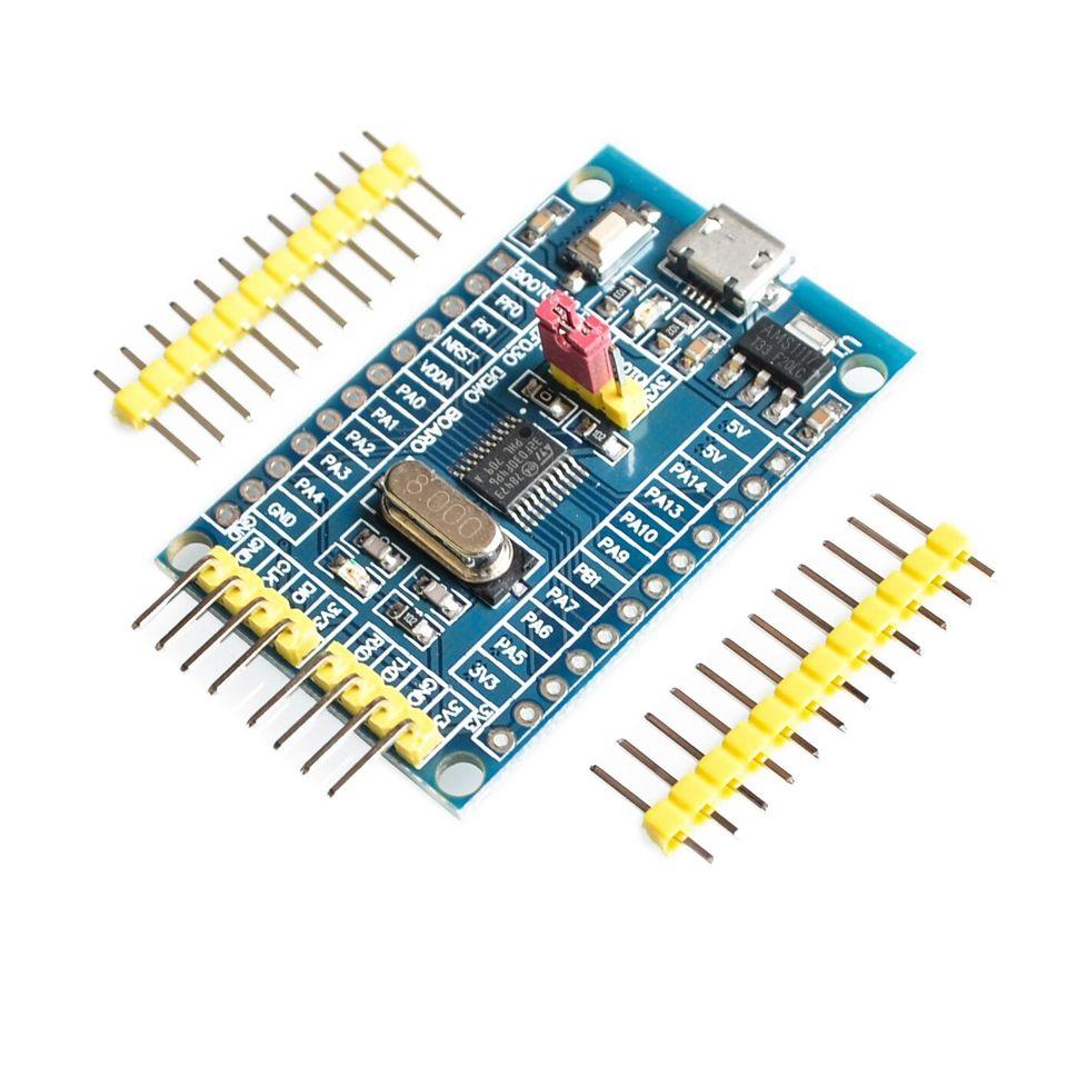 10Pcs Small STM32F030F4P6 Systems Development Board Cortex-M0 Core 32bit Mini System Universal Motorcycle