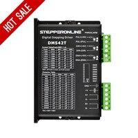 Stepper Motor Controller Digital Stepper Motor Driver 1.0 4.2A 20 50VDC for Nema 17, 23, 24 Stepper Motor