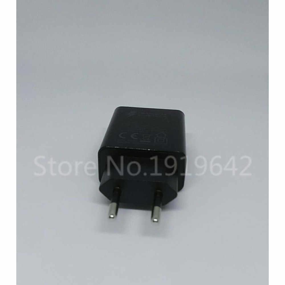 Oryginalny nowy Doogee BL5000 S60 zasilacz sieciowy szybka ładowarka 3.0 oryginalny ładowarka podróżna adapter wtyczki eu + kabel USB DC 5V 7V 9V 2A