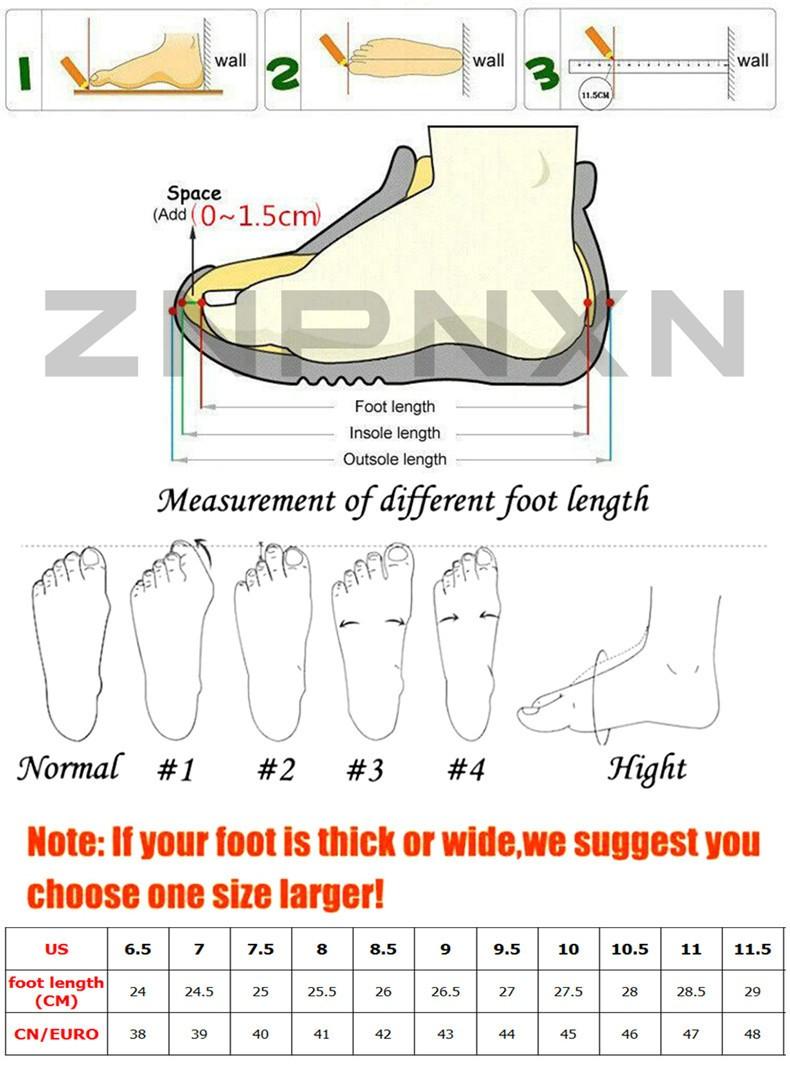 ZNPNXN big shoes