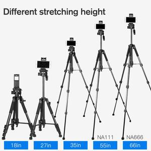 Image 5 - 67 Inch Professionele Statief Video Camera Draagbare Stand Aluminium Reizen Tripode Voor Canon Nikon Sony Dslr S Mobiele Telefoon Camera S
