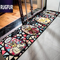 40X150CM Doormat Non-Slip Kitchen Carpet/Bath Mat Home Entrance Floor Mat Hallway Area Rugs Kitchen Mat