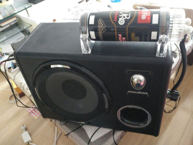 Car Amplifier Subwoofer Capacitor