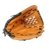 Professional Sport Soft Baseball Bat Glove and Fitness Ball Set for Kid Aluminum Baseball Bat Gloves Baseball with brown gloves