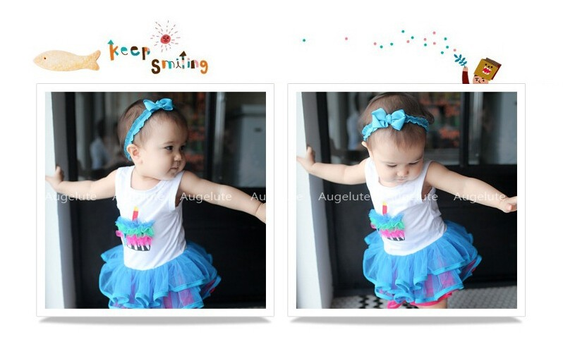 baby bodysuit dress  (2)