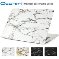Cool Fahion Marble Texture Funda Case For Apple Macbook Air Pro Retina 11 12 13 15
