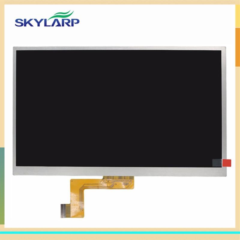 Original 10.1inch AL0275B tablet pc LCD screen panel 1024*600