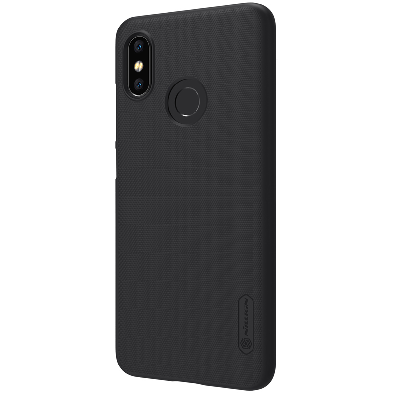 Xiaomi Mi 8 Case Xiaomi Mi8 Cover Nillkin Frosted Matte Case hard back cover for Xiao Mi 8 Cover Case with Gift