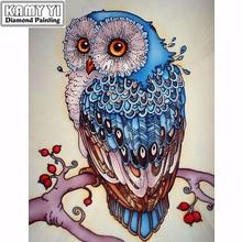 Cute owl Diamond Painting