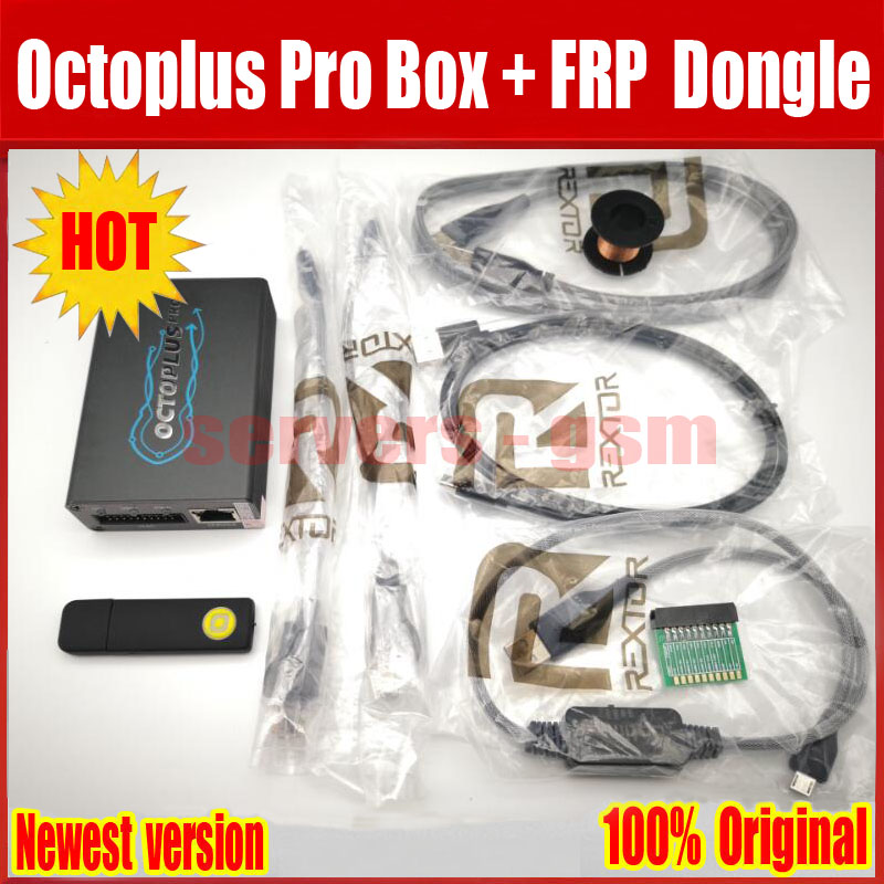 2019 NEW  Original Octoplus Pro Box + Cable + Adapter Set+Octoplus FRP Dongle ( Activated for Samsung + LG + eMMC/JTAG ) 2019 NEW  Original Octoplus Pro Box + Cable + Adapter Set+Octoplus FRP Dongle ( Activated for Samsung + LG + eMMC/JTAG )