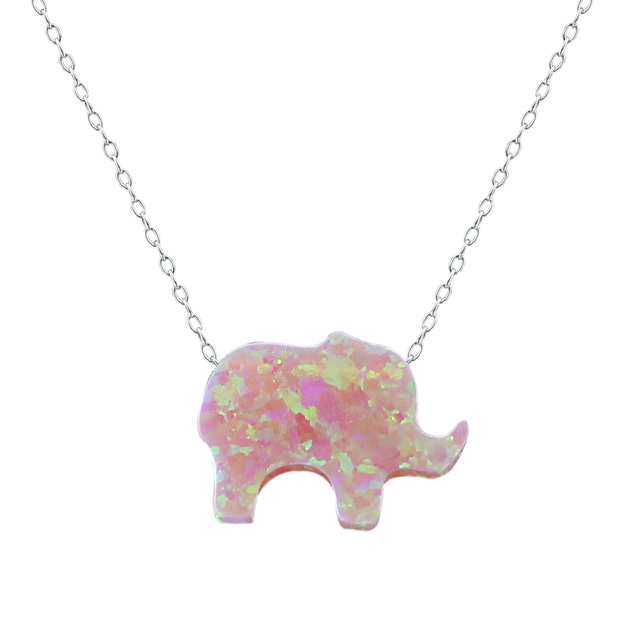 shikhazuri pendant jewellery zuri product by gold ndovu simply necklace elephant plated