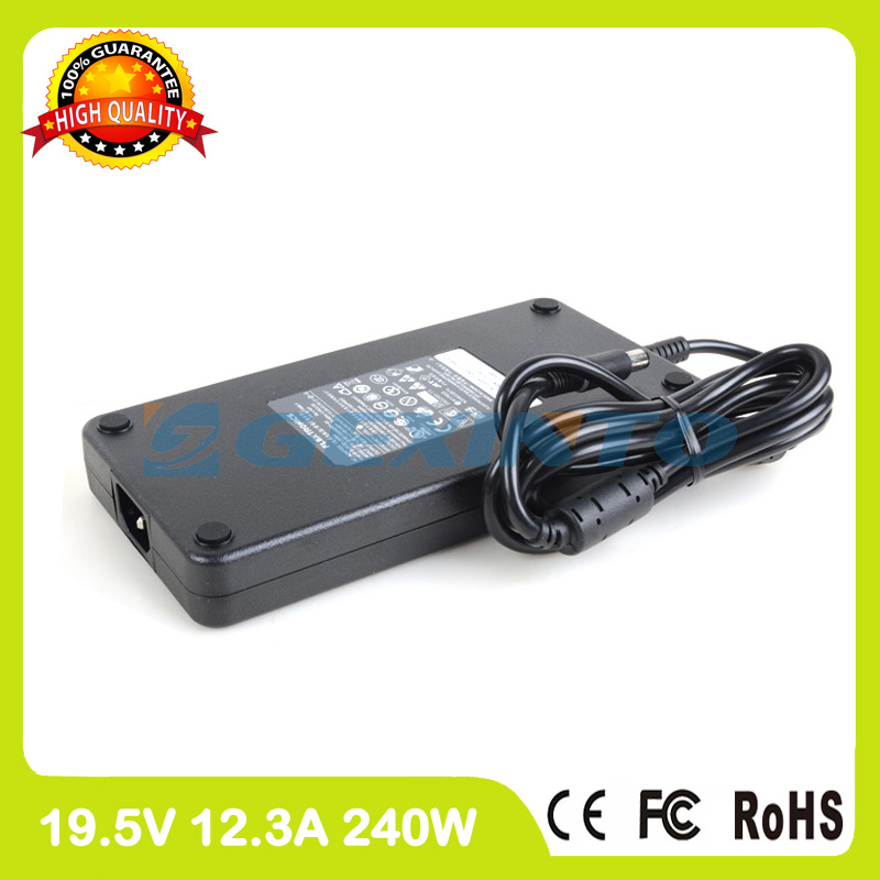 19.5V 12.3A 240W PA-9E laptop ac power adapter charger for Dell Alienware 18 R1 A18 M17x R1 R2 R3 R4 R5 M17x10 P01E ADP-240AB B the road to hell cd