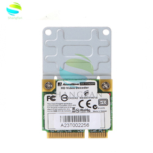 Wifi Card 1080p for Broadcom Crystal HD Decoder BCM70015 BCM970015 AW VD920H HD Crystal Hardware Decoder for 1th TV/Notebook