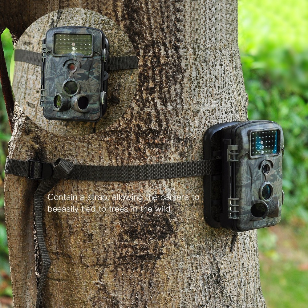 Game and Trail Hunting Camera 12MP 1080P HD With Time Lapse 65ft 120 Degree Wide Angle Infrared Night Vision Game and Trail Hunting Camera 12MP 1080P HD With Time Lapse 65ft 120 Degree Wide Angle Infrared Night Vision
