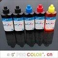 GI 790BK pigmenttinte GI 790C GI 790M GI 790Y Dye tinte refill kit für canon pixma g1000 g2000 g2002 g3000 g 4000 tintenbehälter drucker-in Tinten-Nachfüllkits aus Computer und Büro bei