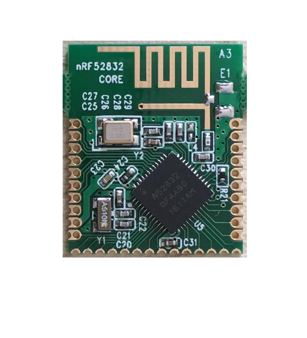 Bluetooth4.0  bt4.0 development module core board nrf51822 52832 w5500 development board the ethernet module ethernet development board
