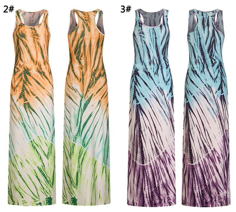 2018 Women Summer Casual Beach Maxi Dresses Boho Floor Length Elegant Bodycon Party Long Bohemian Dress Plus Size 3XL 4XL 5XL 10