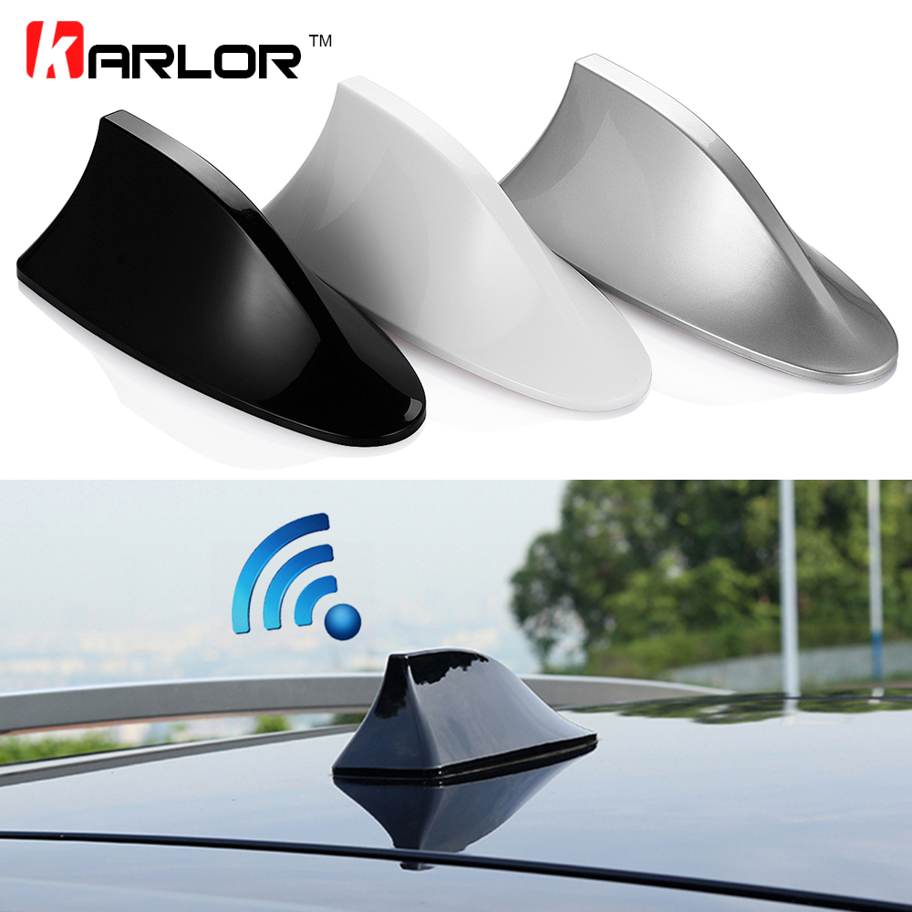 Car Shark Fin Radio Antenna for Chevrolet Cruze Aveo Captiva Lacetti Spark Orlando Sonic Cobalt Volt Trax Matiz Car Accessories kalaisike plush universal car seat covers for chevrolet all models captiva cruze lacetti spark sonic lanos car accessories