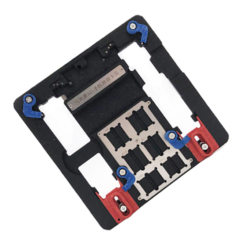 Circuit Board PCB Holder Jig Fixture Work Station For iPhone XR 8 8P 7 6S 6 Logic Board A9 A10 A11 IC Chip Repair Tools