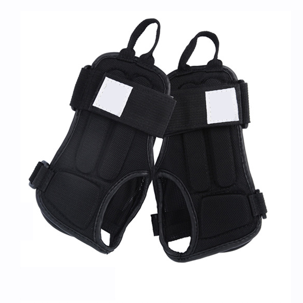 CAR-partment Durable 2pcs Wrist Support Glove Brace Ski Protective Gear Skate Hand Protector