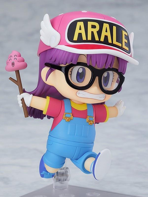 Slump Arale Norimaki Nendoroid 900 Cute Girls Action Figures Pvc Doll Model Toys Reliable Anime Dr Toys & Hobbies