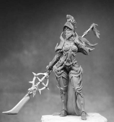 1/32 54mm Woman HAWK KNIGHT Soldier 54mm WITHOUT BASE   Toy Resin Model Miniature Resin Figure Unassembly Unpainted