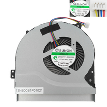 Laptop Cooler FAN For CPU for ASUS X550 X550V X550C X550VC X450 X450CA KSB0705HB-CM01 MF75070V1-C090-S9A цена