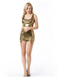 new Hottest Criss-Cross Suede Shorts Women Streetwear Blue Apricot High Waist Skinny Short Feminino