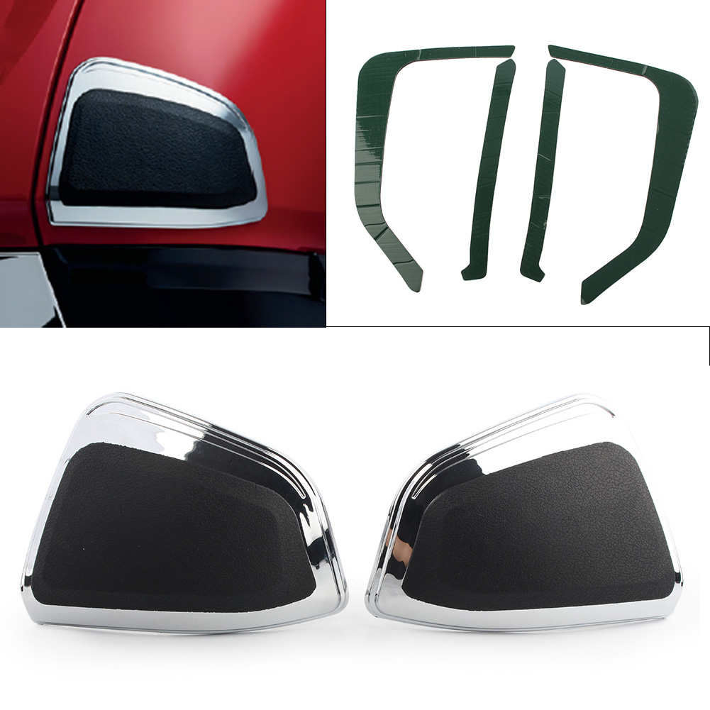 Goldwing Motorcycle Front Saddlebag Kick Scuff Trim Protector Cover For Honda GL1800 GL 1800 F6B 2012 2013 2014 2015 2016 2017