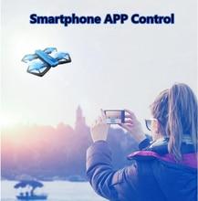 Nuevos niños RC toy JJRC H43-WH Plegable Autofoto Mini WIFI FPV APLICACIÓN control RC Drone con Mantenimiento de Altitud Dron con 720 P Cámara vs X5UW