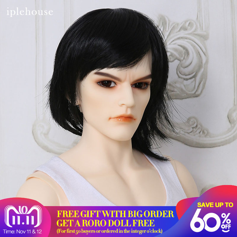 Iplehouse Dexter Eid BJD SD Doll IP 1/3 Body Model Boys Oueneifs High Quality Resin Toys For Girls Birthday Xmas Best Gifts new arrival iplehouse ip eid chase bjd sd doll 1 3 body model boys high quality toys for girls birthday xmas best gifts