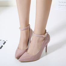 Top Selling Women's Shoes   Fashion Pointed Toe 8CM High Heels Women Pumps Singles Shoes