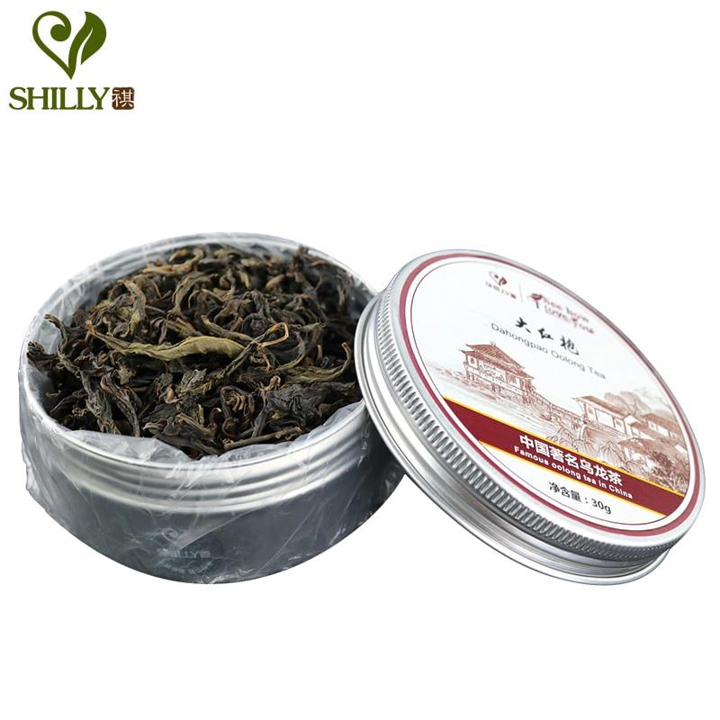 30g Chinese oolong tea Wuyi Da Hong Pao Tea Big Re...