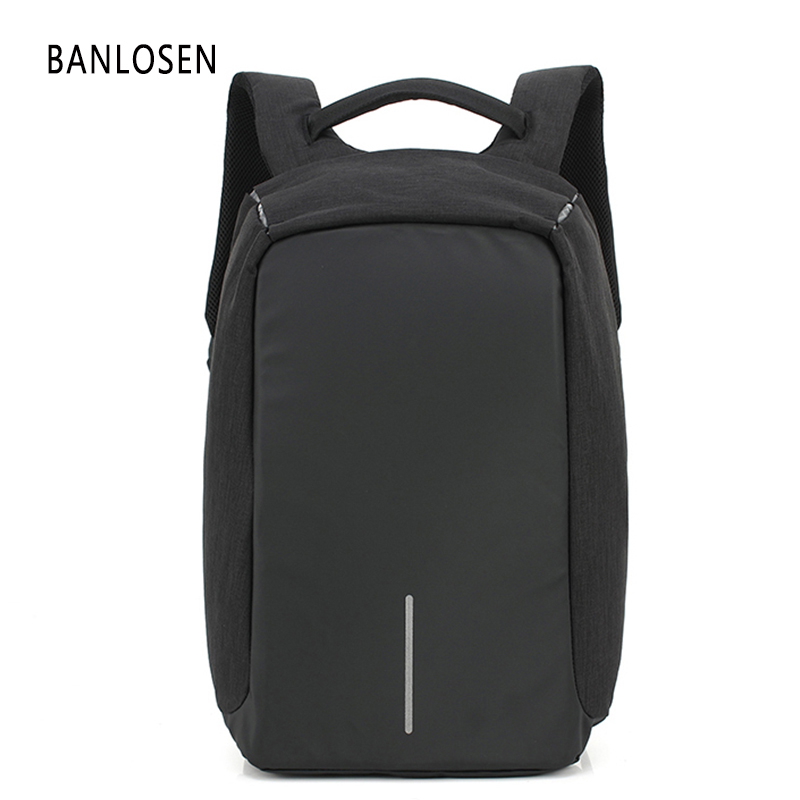Men Business Backpacks USB Charging Design School Backpack for Teenagers Multifunctional Laptop Backpack Anti-theft Bags like a virgin secrets they won t teach you at business school