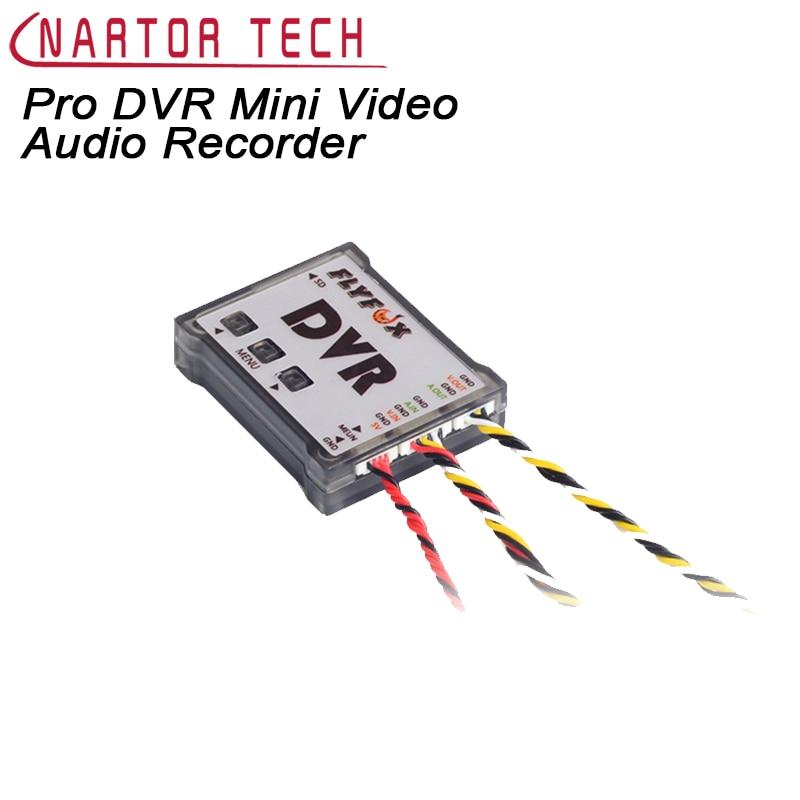 Nartor Pro DVR Mini Video Audio Recorder FPV Recorder RC
