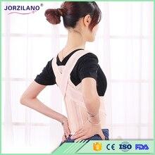 ORIGINAL JORZILANO summer Junior students Kyphosis correction belt Breathable and back Turn type women Abdomen belt