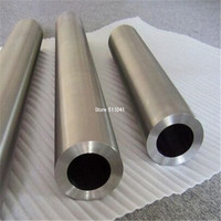 Seamless titanium tube titanium pipe 50*5*1000mm ,1pcs free shipping,Paypal is available