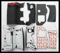 НОВЫЙ Набор из 4 Шт. Ручка Резиновое Покрытие Для Nikon D300S Цифровая Камера Тела Резиновый Корпус + Лента