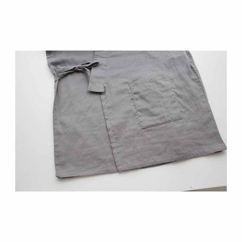2019 Primavera Verão Suave Japonês Conjuntos pijamas dos homens pijamas masculino 100% algodão kimono robes Spa Robe define para o sexo masculino boxer homens hombre