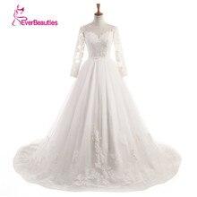 Renda Wedding Elegant Vestido