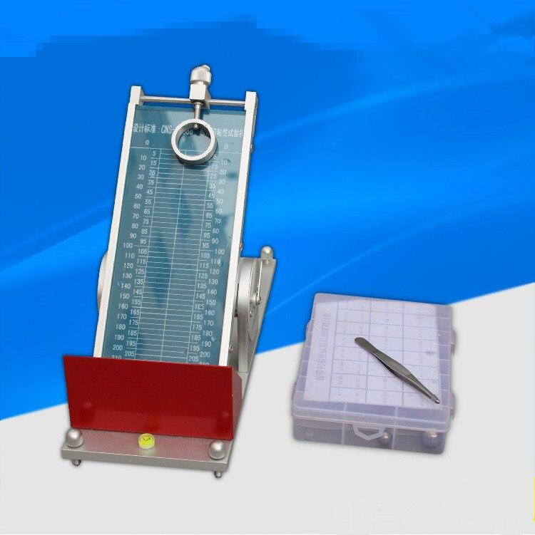 Prüfgeräte Zielstrebig Bänder Original Klebstoff Klebrigkeit Tester Rolling Ball Prüfmaschine Top Qualität SchöNer Auftritt