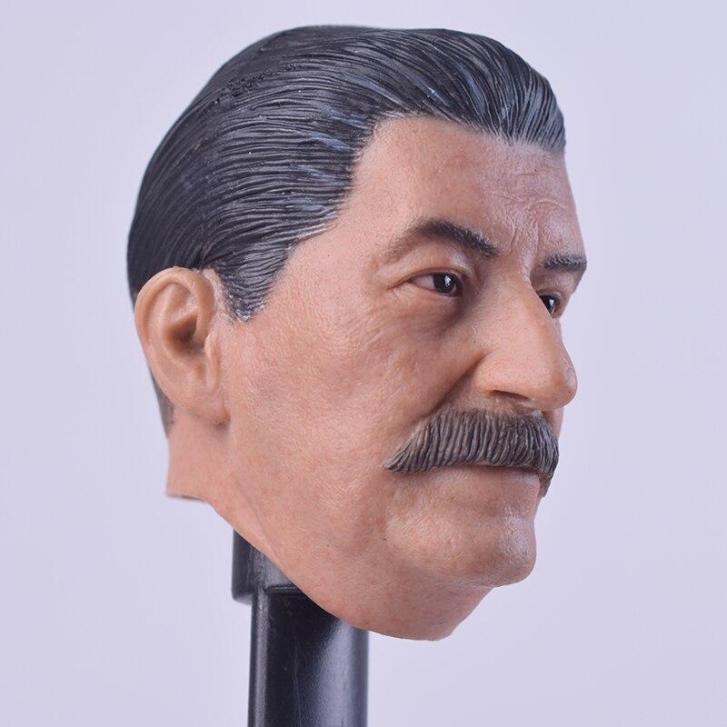 Headplay 1//6 Stalin Head Sculpt fit 12/'/' Figure Male Body