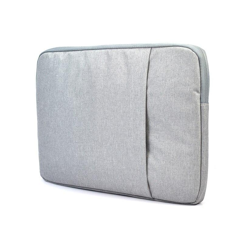 Hoge kwaliteit zachte hoes laptop tassen draagbare rits laptop - Notebook accessoires - Foto 2
